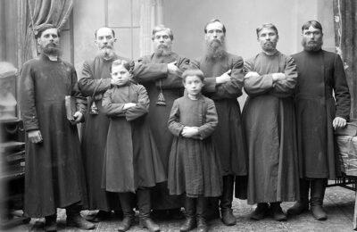 Нижегородские поморцы