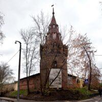 Башня монастырской стены (северо-восточная)