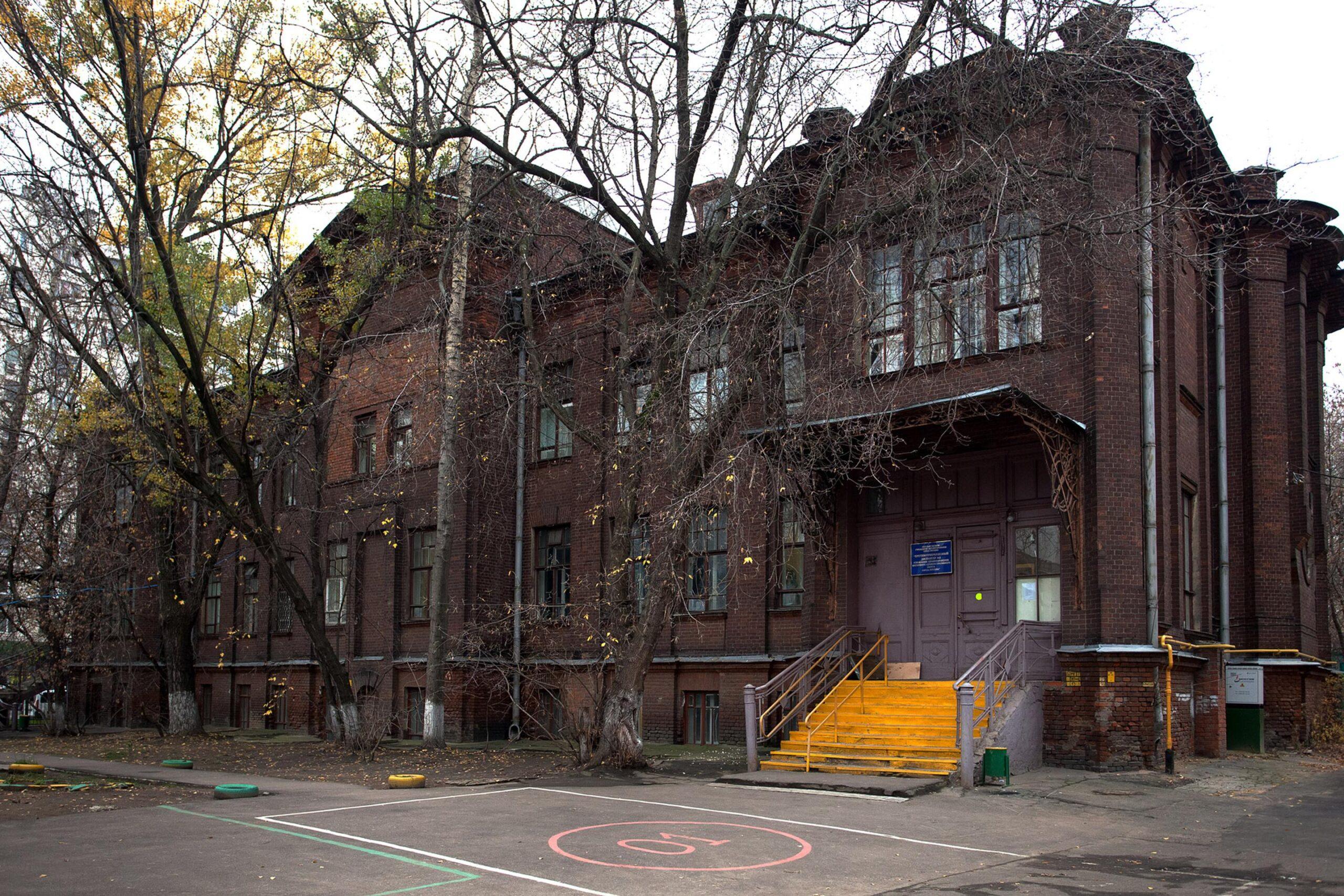 Кекушевская больница