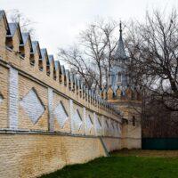 Башня монастырской стены (юго-западная)