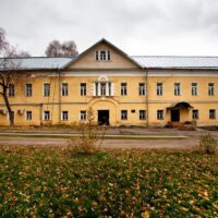 Успенский корпус (женский двор)