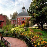 Фотографии Московского Преображенского старообрядческого монастыря