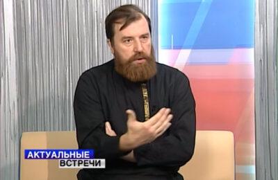 """Интервью Максима Пашинина телепрограмме """"Актуальные встречи"""""""