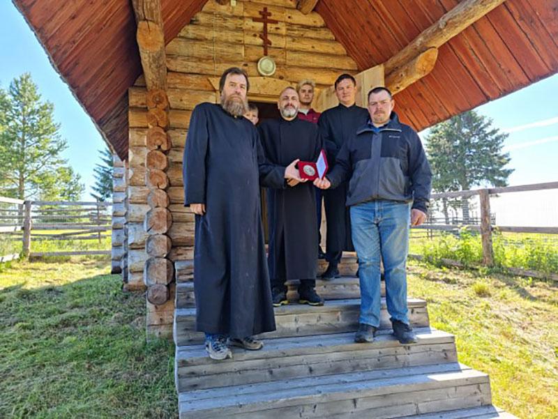 Деревня Черногорская Усть-Цилемского района